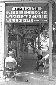 SHOPS AT CHANGI VILLAGE, Singapore - 1972