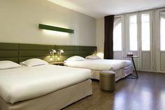 Chambre quadruple à l'hôtel Ibis Styles Toulouse Centre Gare - Hotel Toulouse Centre | Quadruple room in the hotel Ibis Styles Toulouse Centre Gare
