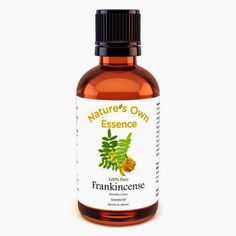 Top Notch Material: Natures Own Essence Frankincense Essential Oil
