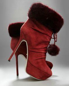 ski bunny shoes