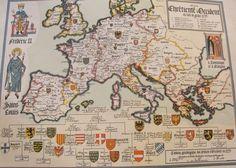 Resultado de imagen de mapas medievales