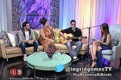 Bobby Delgado: ¨El Mundo De La Música Es Hermoso, El Mercado Es Asqueroso¨ En Mujeres Al Borde Con Ingrid Gomez- 2/4