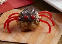 Scotcheroo Spiders @Become A Better Baker