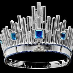 New Miss Universe Crown 2014 Design | http://thepageantplanet.com/new-miss-universe-crown-2014-design/