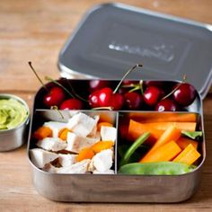 Lunchbots Trio Stainless Steel Food Container (600ml)