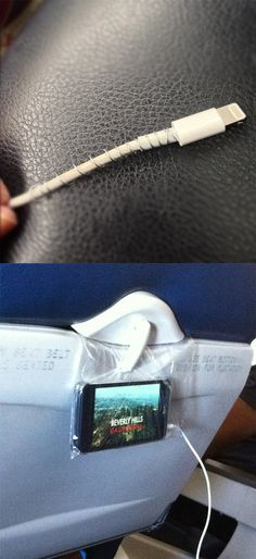 13 Brilliant Tech Hacks For Your Next Trip- Charge off tv usb ports, download google maps