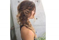Se falta tempo ou habilidade para arrumar o seu cabelo pela manhã, confira estes penteados indicados para você :) #cabelo #penteados