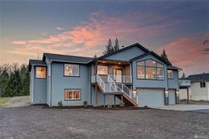New Construction Home in Snohomish Just Sold! Gated Community, 1+ Acre lot, beautiful views!