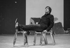 Limited Edition chairs Plopp Copper by Oscar Zieta4