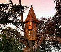 treehouse castle!!