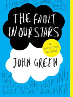 The Fault in Our Stars written by John Green is one of his most popular books. This book was one the books that became wildly popular and also became a movie. The Fault in Our Stars was one of the books that gave John Green his fame. Ya Books, I Love Books, Great Books, Books To Read, Amazing Books, The Fault In Our Stars, Reading Lists, Book Lists, John Green Libros