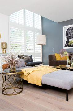 Moderne slaapkamer inrichting | slaapkamer inspiratie | bedroom ...