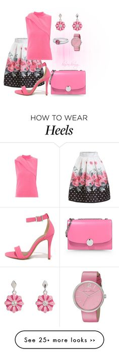 """""""S"""" by hinson-hunny on Polyvore featuring J.W. Anderson, Shoe Republic LA, Marc Jacobs, Marc by Marc Jacobs and Vera Bradley"""