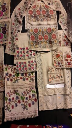 Amasra Greek Traditional Dress, Vintage Embroidery, Greece, Ottoman, Quilts, Blanket, Antiques, Model, Needlepoint