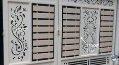 MS designer Jaali Iron Main Gate Design, Home Gate Design, Gate Wall Design, Grill Gate Design, Front Wall Design, House Main Gates Design, Main Door Design, Modern Steel Gate Design, Gate Designs Modern
