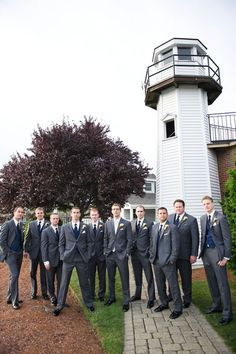 Waterfront Wedding at Danversport Yacht Club in North Shore, MA