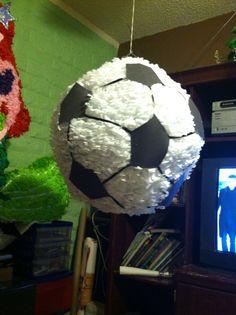 Piñata balón