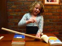 ▶ Science experiments for kids - Simple Machines: Inclined plane - YouTube