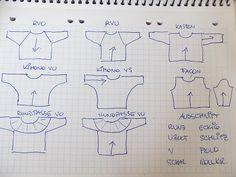 Neue Video-Serie * Pullover-Techniken