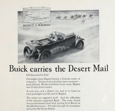 University of Detroit 1927 Tower Yearbook, #Buick