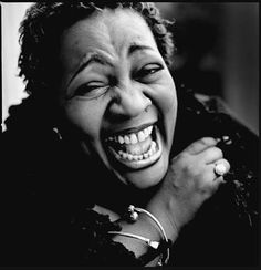 Jocelyn Brown ~ What a beautiful and infectious laugh. :)