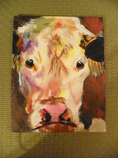 I'm going to try. Show Cattle, Country Strong, Beef Cattle, Cow Art, Safe Haven, Animal Paintings, Livestock, Farm Life, Cows