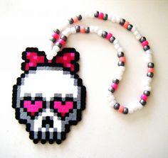 skull kandi necklace