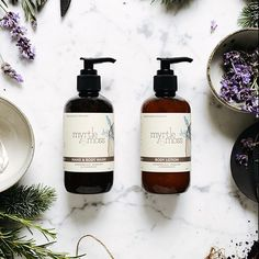 Our friends at @Myrtleandmoss have added a new fragrance to their range . . . Lavender, Rosemary + Cedarwood . . . in store now!  #inside #myrtyleandmoss #skincare #bodycare #natural #organic #lavender #rosemary #cedarwood
