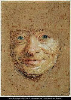 Self Portrait 2 - Maurice Quentin de La Tour