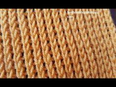 Görenler Selanik Örgü Zannediyor - YouTube Knitted Socks Free Pattern, Easy Crochet Patterns, Baby Knitting Patterns, Knitting Stitches, Knitting Socks, Hand Knitting, Stitch Patterns, Knitted Hats, Herringbone Stitch