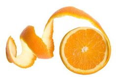 At home skin lightening peel made from just oranges and yogurt - increase hydration, reduce spots, and get the glow!