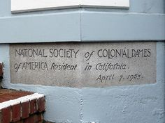 National Society of Colonial Dames of America