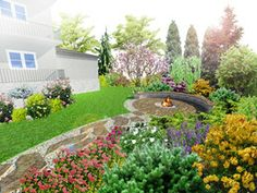 Projekt ogrodu, Lublin