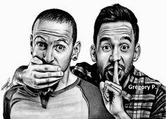 """""""Linkin Park"""" by Grégory P."""