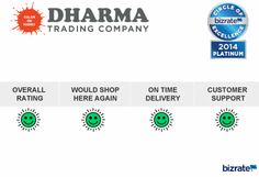 Dharma Trading Co. Homepage