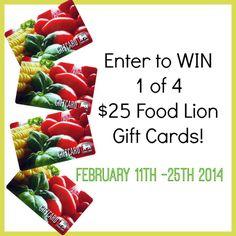 Food Lion's New Coupon Portal Plus a #Giveaway! - Viva Veltoro