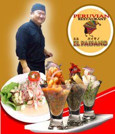 Pruebe la mejor comida Peruana de kanagawa-ken en el Paisano