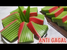 Indonesian Desserts, Asian Desserts, Indonesian Food, Sweet Desserts, Asian Recipes, My Recipes, Snack Recipes, Dessert Recipes, Cooking Recipes