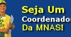 Cadastramento de novos Coordenadores da MNAS