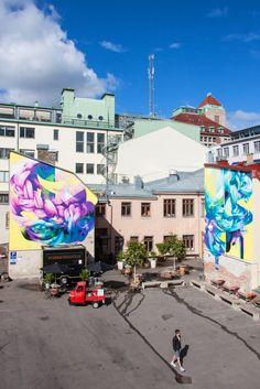 Hueman (2016) - Göteborg (Sweden)