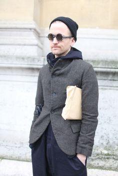 Paris Men's Fashion Week 2013