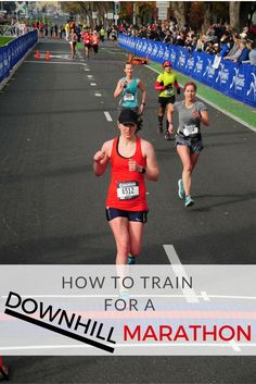 Running the Boston Marathon or another net downhill race? Follow these training and racing tips so you run a strong and fast downhill marathon.