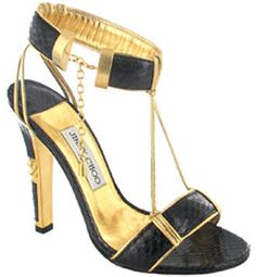 "Jimmy Choo ""Aster"" Sandals"