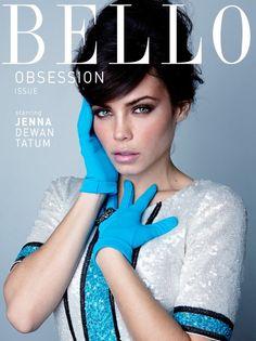 Jenna Dewan For Bello Magazine Obsession Issue