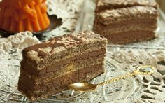 Retete Culinare - Prajitura cu nuca si ciocolata Romanian Desserts, Russian Desserts, Romanian Food, Romanian Recipes, Something Sweet, Sweet Treats, Favorite Recipes, Yummy Food, Sweets