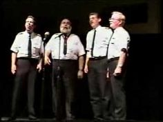 Chordiac Arrest (Barbershop Quartet) - Hysterical!