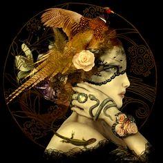 9916cd073a54fa Extraordinaires bijoux pour Lydia Courteille by Natalie Shau - Ego -  AlterEgo