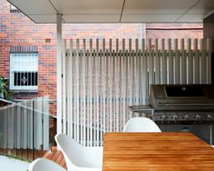Magical transformation of run-down house into bright, illuminated space Case Study Design, External Cladding, Home And Living, Townhouse, Community, Bright, Space, Architecture, Building