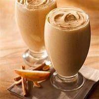 Peanut Butter Protein Smoothie Recipe [ SkinnyFoxDetox.com ] #smoothie #skinny #health