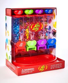 Jelly Belly Candy Vending Machine My Jelly Belly Bean Machine Easter Candy Gift Jelly Belly Beans, Jelly Beans, Old Fashioned Candy, Candy Dispenser, Easter Candy, Cool Inventions, Baby Boy Rooms, My New Room, Food Gifts